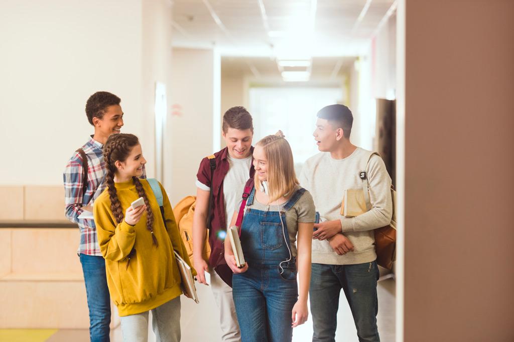 Kinésiologie adolescent